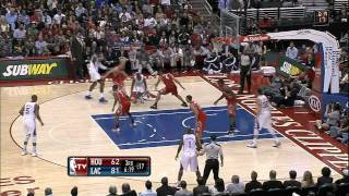 Chris Paul Alley Oop to Jordan