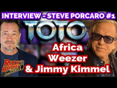 INTERVIEW   Totos Steve Porcaro Talks Africa, Weezer & Being On Jimmy Kimmel