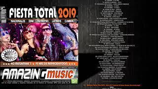 FIESTA TOTAL 2019 - Toda la mejor música para tus fiestas o eventos...!!!
