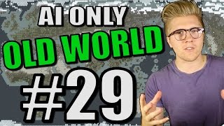 Civilization 5: AI Only [Old World Colonization Gameplay] Mods - Part 29