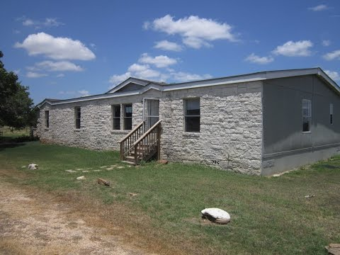 Move in Ready Double Wide Home for sale in Lockhart, Tx