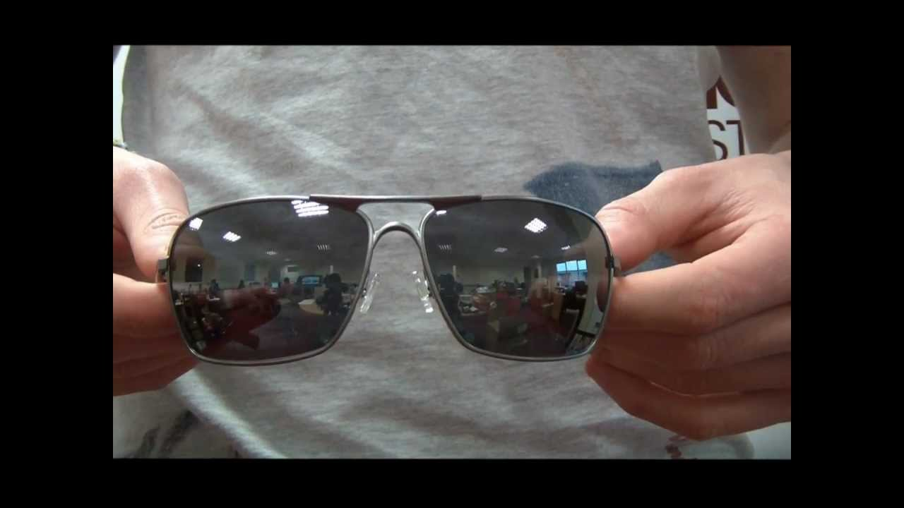 c086907a50 Oakley Plaintiff Squared Sunglasses Review - OO4063-03 - YouTube