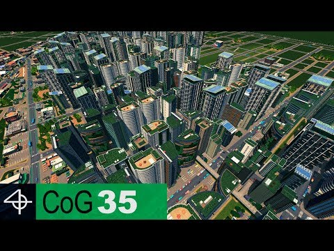 Intense Zoning & Service Management | Cities: Skylines – City of Gardens SCENARIO, Part 35