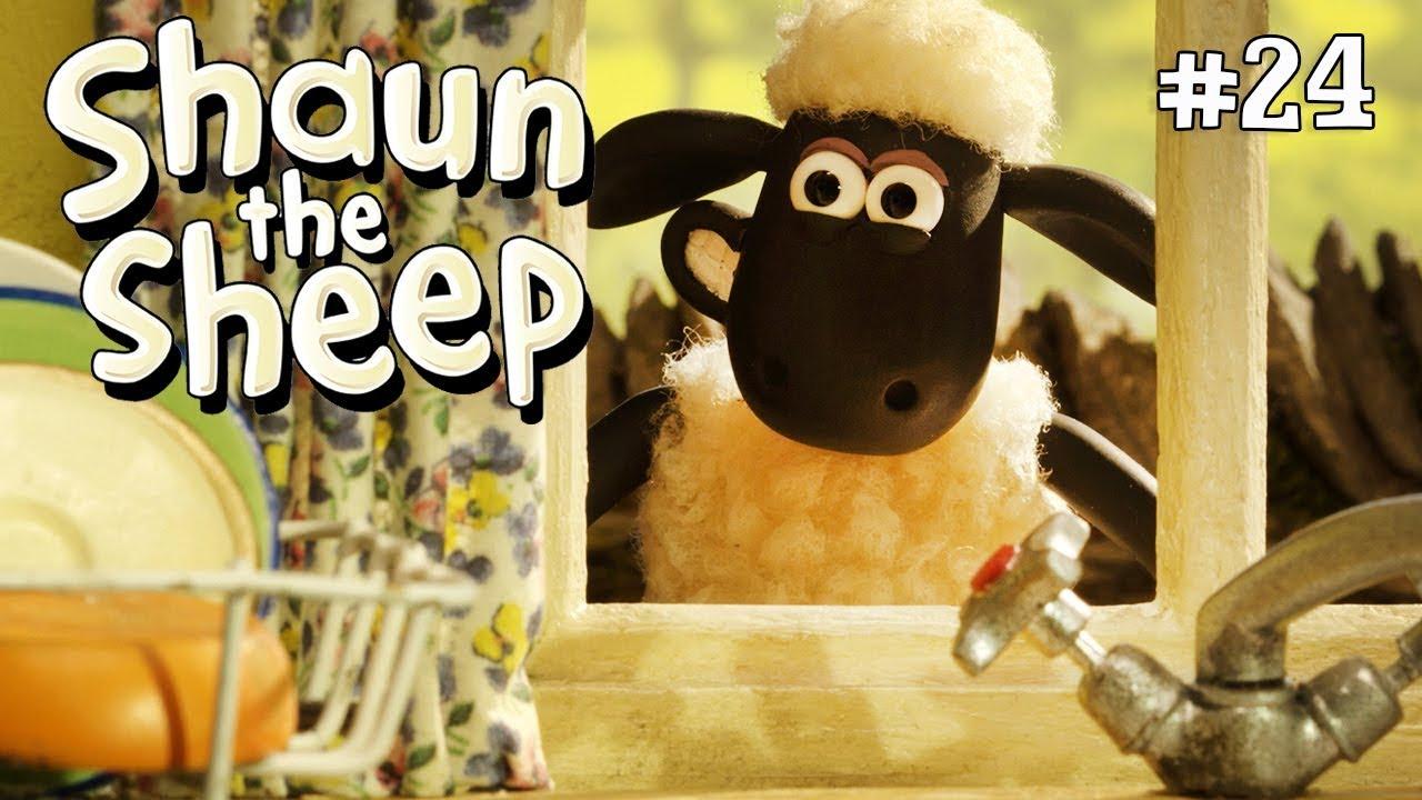 Rahasia bitzer - Shaun the Sheep [Bitzers Secret]