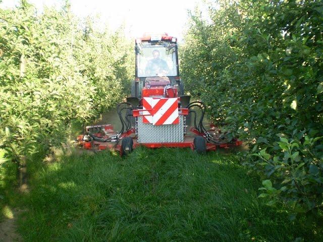 ALM Unterstock-Pflegegerät Unterstockpflege im Obstbau