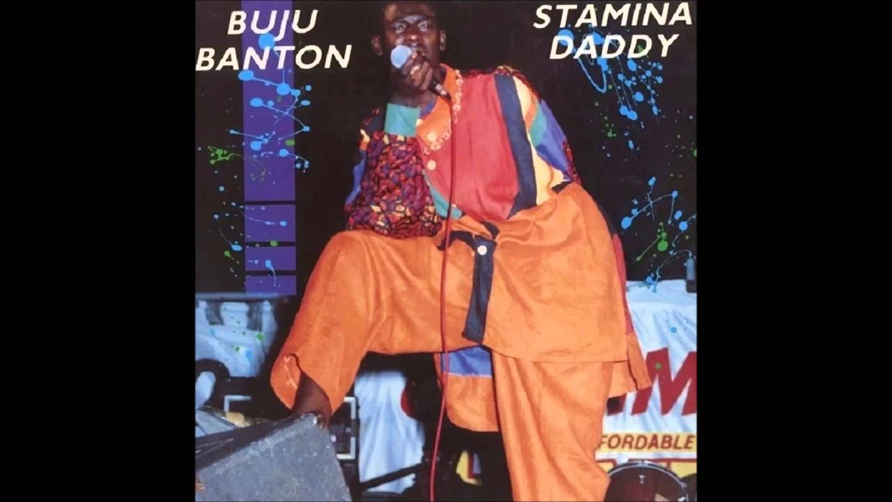 Download Buju Banton - Stamina Daddy (Full Album) 1992 HQ