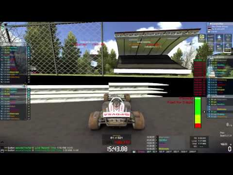 F1 Abu Dhabi race in Trackmania: My POV stream as Massa - 1 / 2