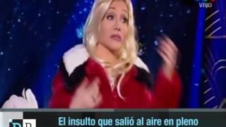 """Video: Del """"mierda carajo"""" de Mirta, a """"la c....de tu madre"""" en el programa de Susana"""