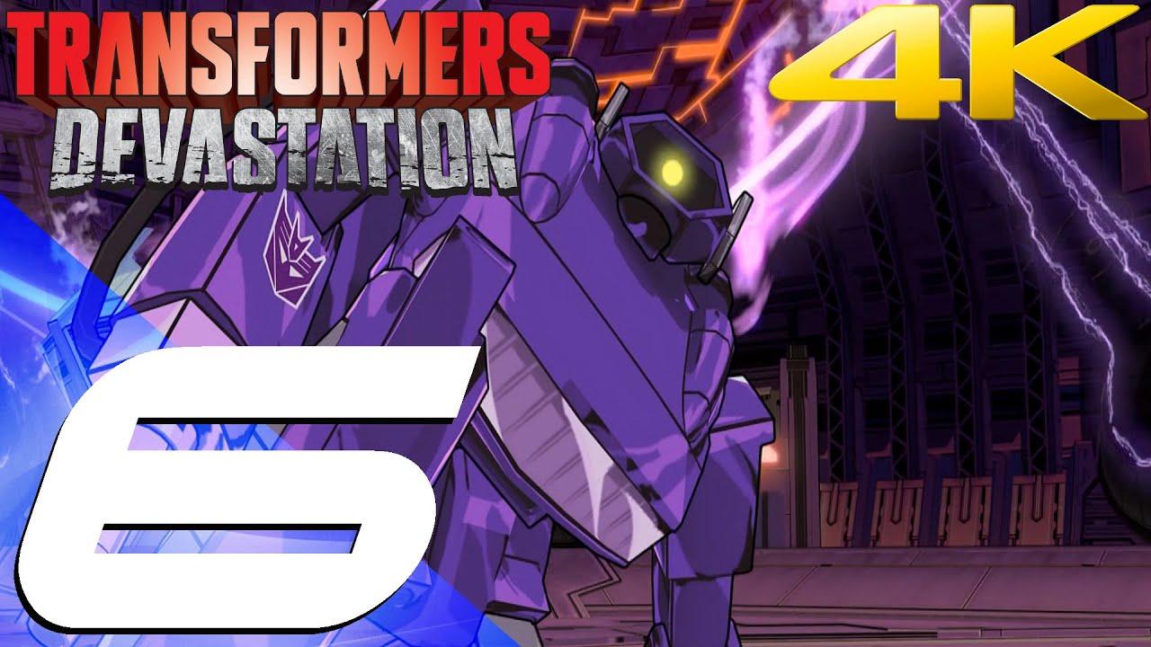 Transformers Devastation Starscream Profile - Transformers
