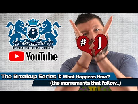 The Breakup Series 1: What Happens Now? (the moments that follow...)