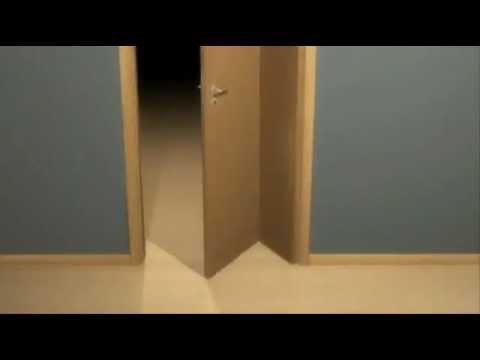 Drzwi Lamane Alfa Porta Skrzydlo Dwuelementowe Prezentacja Youtube