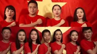 Quốc ca Việt Nam - 1300 người hát Tiến Quân Ca