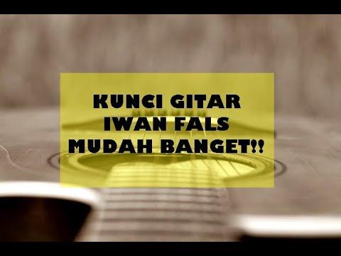 Kunci Gitar Serdadu Iwan Fals