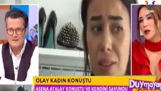 Asena Atalay ükran Ovalı Izliğini Bozdu