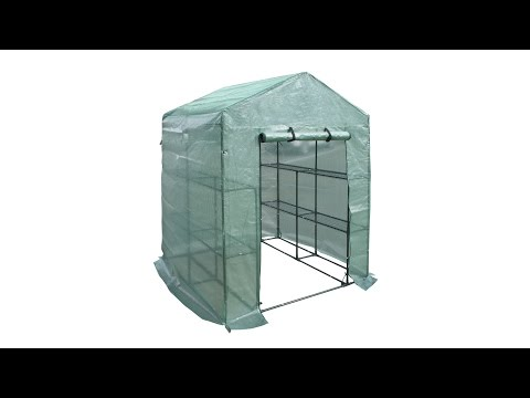 ALEKO® Greenhouse GH76X56X56