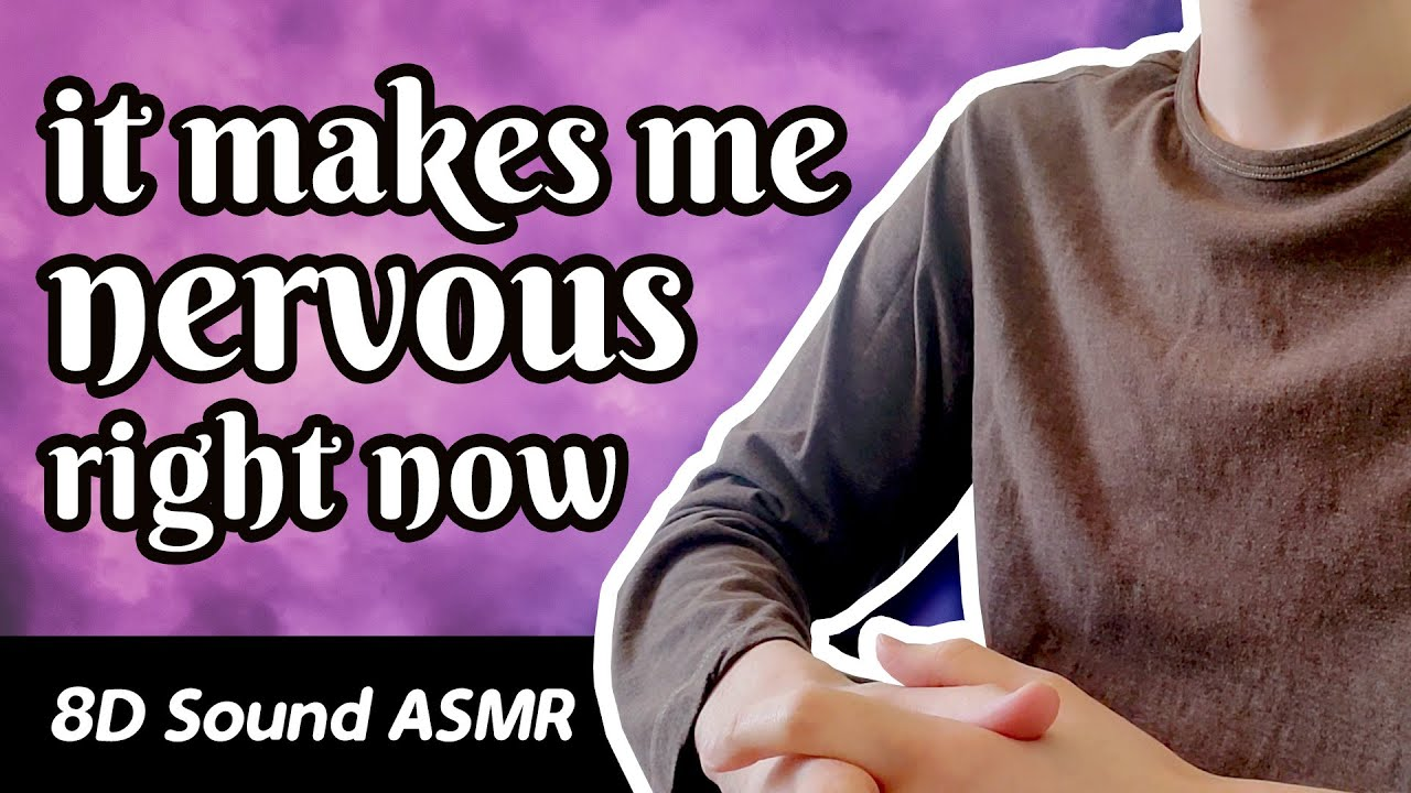 😲[Eng][ASMR] Big changes to my channel! What's the next? | Voice Oppa ASMR | Korean ASMR | 8D ASMR