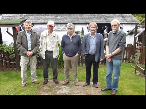 Five ex-Forestry Commission entomologists.