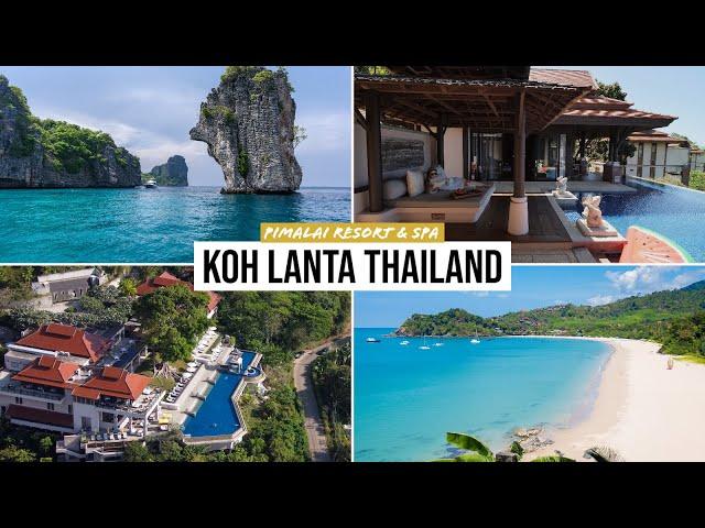 Koh Lanta HIGHLIGHTS Pimalai Resort & Spa POOL VILLA Thailand