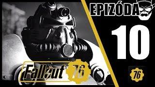 [ RÁDIO ONLINE ! ] ⊳【 Fallout 76 】 / 1080p 60fps / CZ/SK Lets Play / # 10