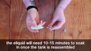 Eleaf iStick Basic - Three Minute How To