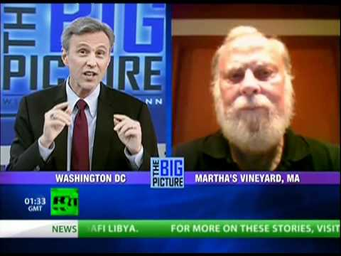 Full Show - 8/8/11. Dow Drops, Democracy in Wisconsin?, Free Trade is a scam!