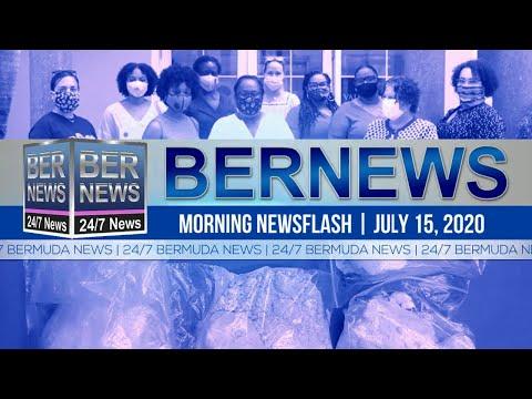 Bermuda Newsflash For Wednesday, July 15, 2020