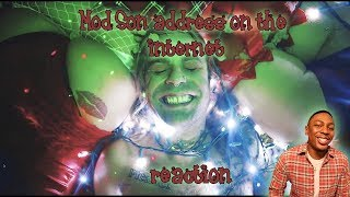 Mod Sun - address on the internet (OFFICIAL VIDEO) REACTION!! Most lit xmas video this year!!!
