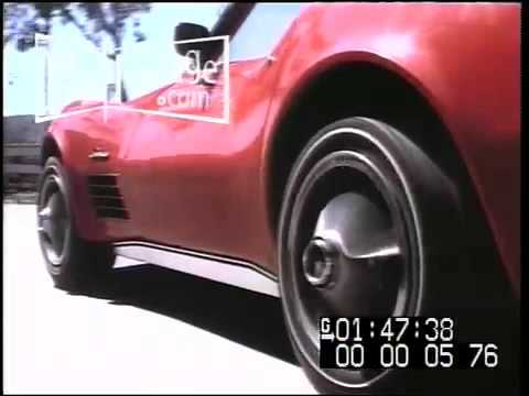 Chevrolet Corvette TV Commercials /& Promotional Videos Volume 3