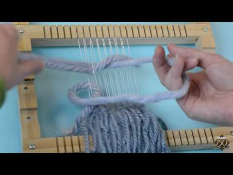 Bucilla Weaving Loom: Fiber Art