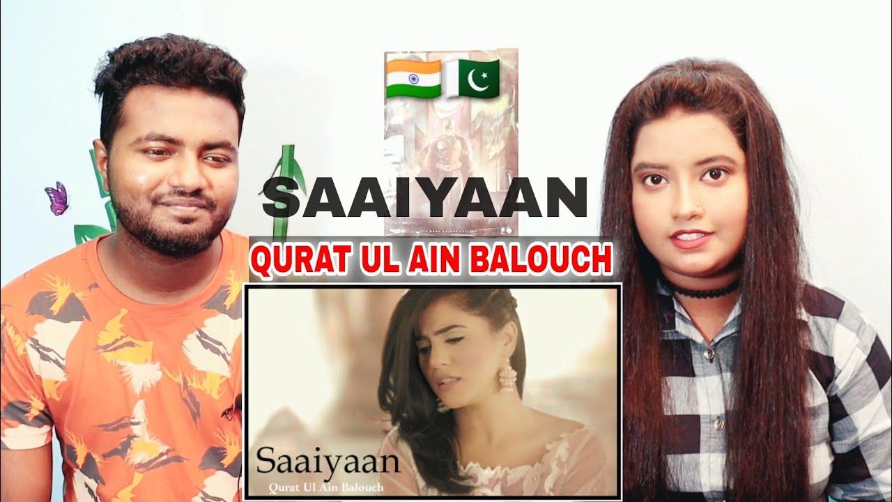 Download Saaiyaan Qurat ul ain Balouch Reaction