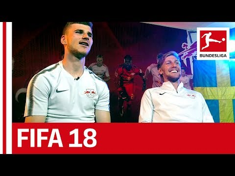 Werner Vs. Forsberg - EA Sports FIFA 18 World Cup Match Germany Vs. Sweden