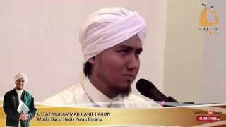 Perihal Rambut Nabi SAW ~ Ustaz Hanif Haron