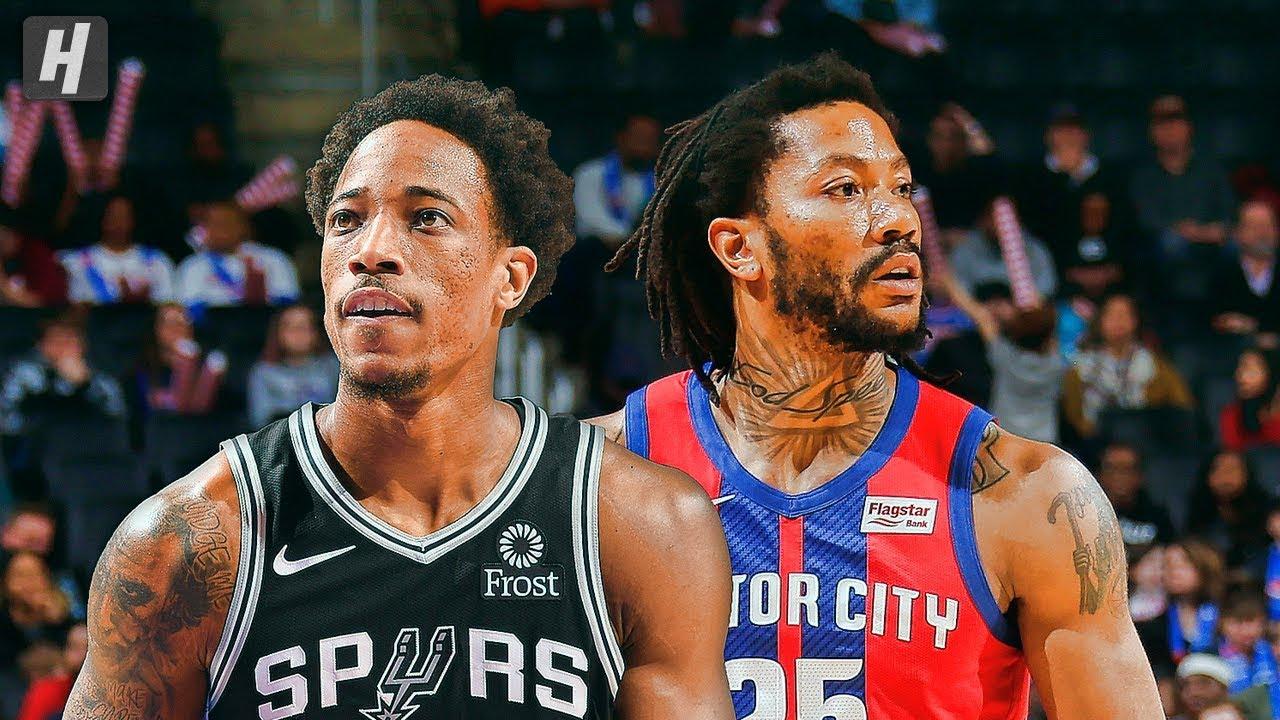 Download San Antonio Spurs vs Detroit Pistons - Full Game Highlights   December 1, 2019   2019-20 NBA Season