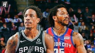 San Antonio Spurs vs Detroit Pistons - Full Game Highlights | December 1, 2019 | 2019-20 NBA Season Video