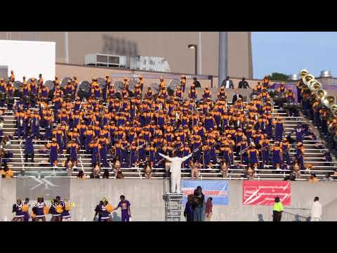 Miles College Marching Band - Neck - 2017