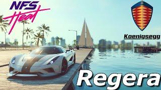 Need For Speed Heat - KOENIGSEGG REGERA