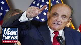 Giuliani claims viable path to victory despite lack of evidence