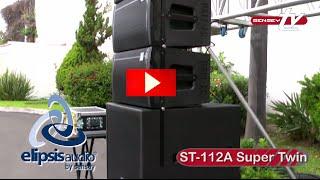 Arreglo Lineal ST-112A Super TWiN de ELIPSIS