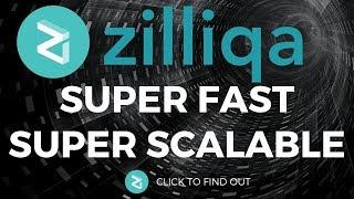 ZILLIQA REVIEW (2019) - ZILLIQA BLOCKCHAIN - NEXT GEN SPEED!