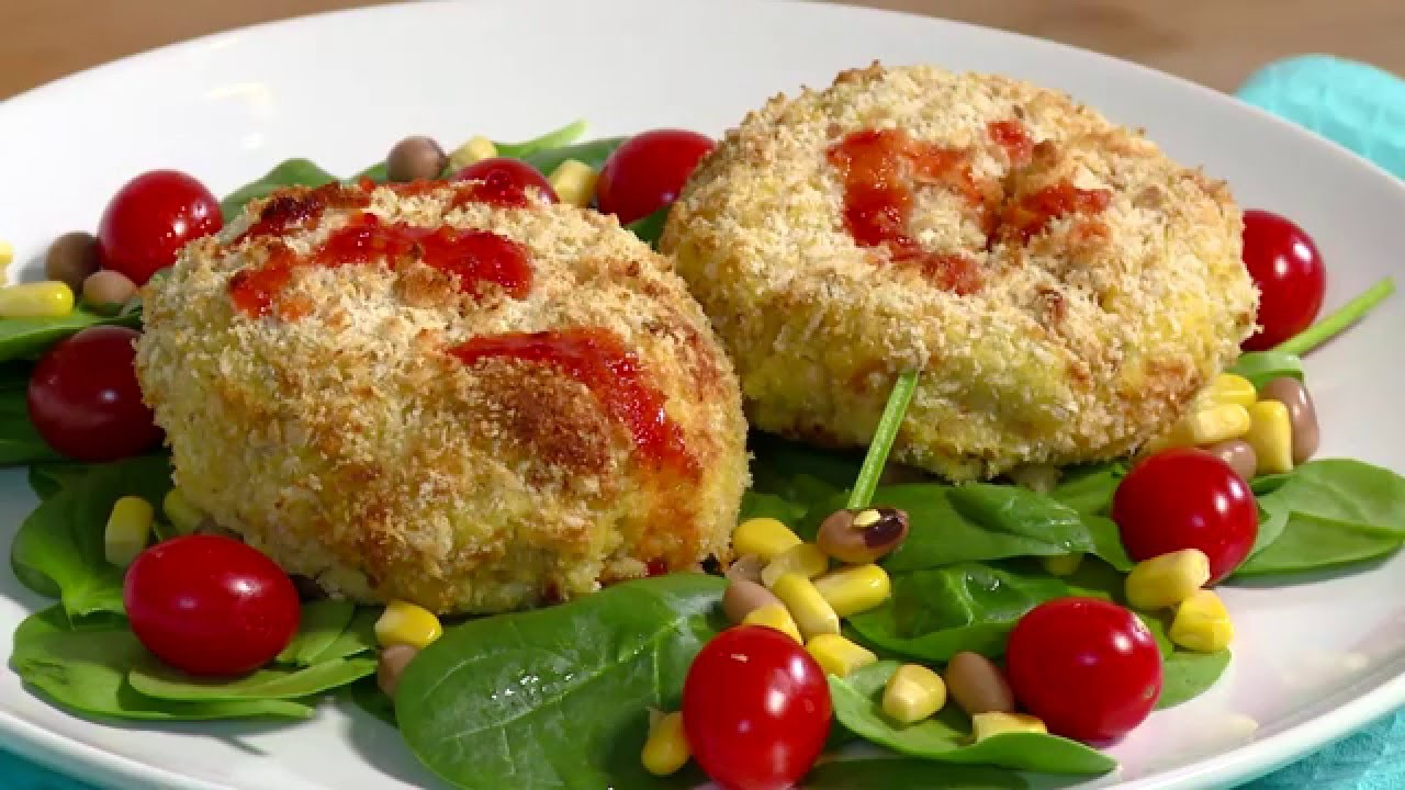 youtube how to make fish cakes