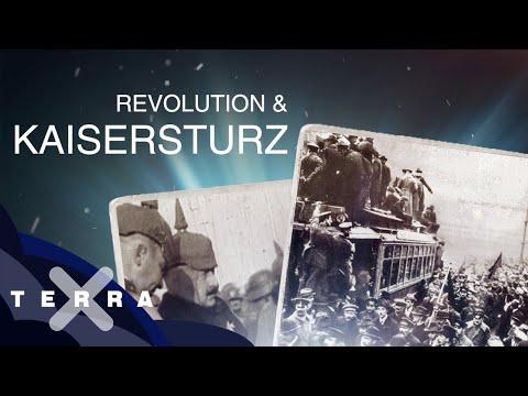 Die erste deutsche Republik | Ende 1. Weltkrieg