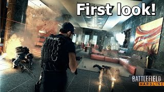 Battlefield Hardline Beta #2 - First Look [1080p/60FPS]
