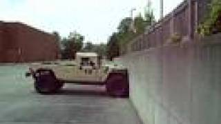 Humvee Climbing Vertical Wall 1 thumbnail