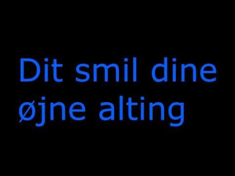 Cecillie - Ingen som dig (Lyrics) - MGP 2013