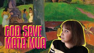 ¿Qué está pasando en el Thyssen? La venta del Mata Mua de Gauguin y la Baronesa