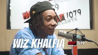 Wiz Shares How He Maintains His Physique On The Road | Staying Dedicated!