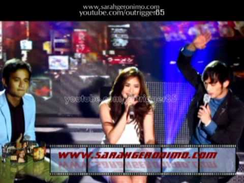 Sarah Geronimo with Kean and JM - Lost In Space by Lighthouse Family OFFCAM (17Jun12)