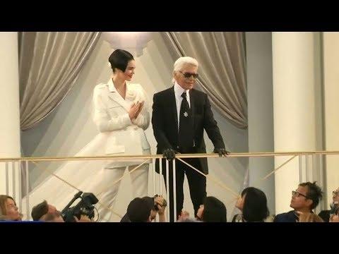 Legendary fashion designer Karl Lagerfeld dies, aged 85