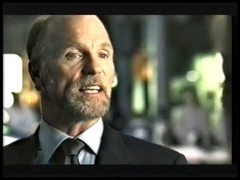 Vauxhall Vectra advert Ed Harris
