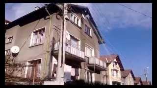 Гасене на пожар в Перник